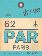 Destination - Paris