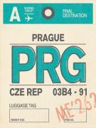 Destination - Prague