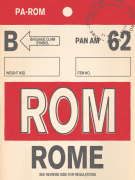 Destination - Rome
