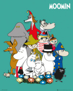 Moomins - Characters by Tove Jansson