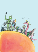 Roald Dahl - James and the Giant Peach