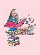 Roald Dahl - Matilda 2 by Quentin Blake