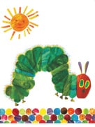 The Very Hungry Caterpillar 4