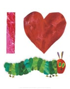 The Very Hungry Caterpillar 6 by Eric Carle