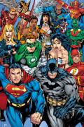 DC Comics - Collage by DC Comics