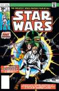 Star Wars - Comic Covers by Anonymous