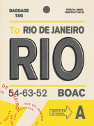 Destination - Rio
