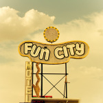 Las Vegas - Fun City Motel