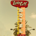 Las Vegas - Lucky Cuss Motel