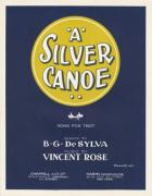 A Silver Canoe