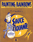 Painting Rainbows (Sauce Piquante)