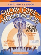 Hang Onto a Rainbow (Show Girl in Hollywood)