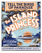 Tell the Birds of Paradise (The Island Princess)