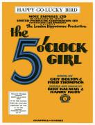 Happy-Go-Lucky Bird (The 5 O'Clock Girl)