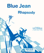 Blue Jean Rhapsody by Anonymous