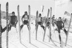 British Ski Team 1976