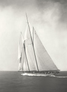 Sailing off Cowes c.1930