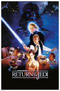 Star Wars - Return of the Jedi by Cinema Greats