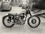 1948 Matchless racer