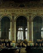 The Signing of Peace 1919