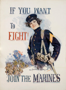 If You Want to Fight - Join the Marines