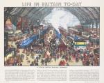Life in Britain Today - Railway Terminus