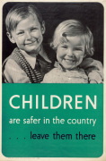 Children are Safer in the Country