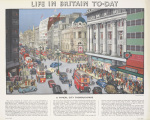 Life in Britain Today - City Thoroughfare