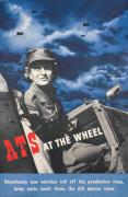 ATS at the Wheel