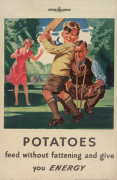 Potatoes - Feed Without Fattening