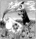 Black and White by Tove Jansson