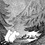 Moomins in the Forest