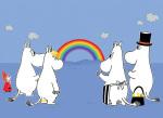 Moomin Rainbow