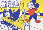 Look Mickey, 1961 by Roy Lichtenstein