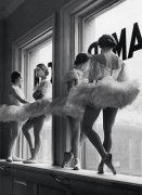 Ballerinas in Windows