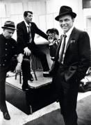 Dean Martin Sammy Davis Jr and Frank Sinatra