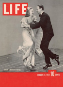 Life Cover - Astaire & Rogers
