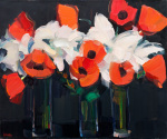 Lilies and Poppies