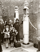 Welsh petrol - Evans Woburn Services