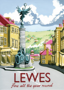 Lewes by Kelly Hall