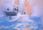 Bright Mist by John Harris