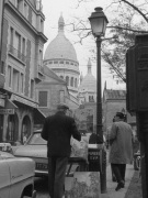 Montmartre Painter 1963