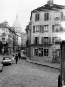 Boulangerie - Montmartre 1963