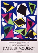 Les Lithographies de l'Atelier Mourlot 1987