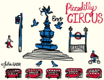 A Snapshot of Piccadilly Circus