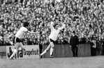 George Best 1977 by Anonymous