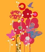 Poppies Sunshine