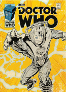 Doctor Who - Cyberman Comic
