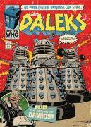 Doctor Who - The Daleks Comic