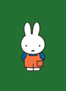 Miffy in Dungarees